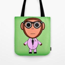 Cool monkey Tote Bag