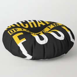 Micheal Name Gift Funny Saying Floor Pillow