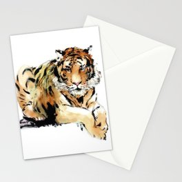 Malayan tiger Stationery Cards