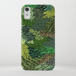 Leaf Cluster iPhone Case
