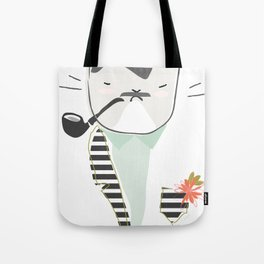 Monsieur Pops Tote Bag