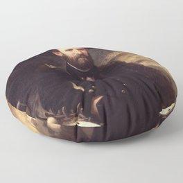 Portrait of Ulysses S. Grant Floor Pillow