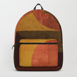 Geometric Composition 7 Backpack