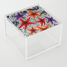 Happy Stars Acrylic Box