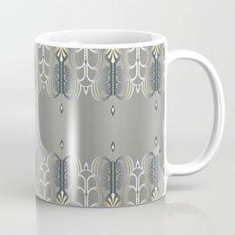 Art Deco white/gold 1 Coffee Mug