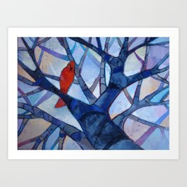 Presentiment Art Print
