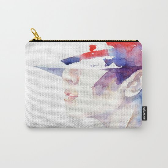And for her it's still summer Carry-All Pouch