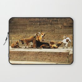 063 let's be serious! Laptop Sleeve