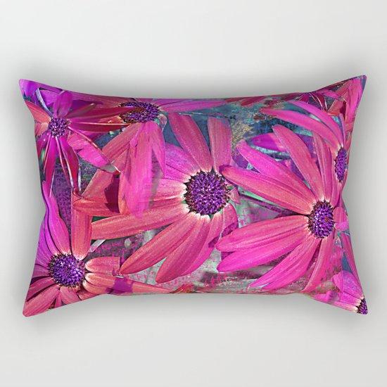 Flower carpet(58) Rectangular Pillow