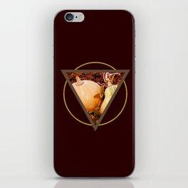 Minimal Dark Pumpkins #society6 #decor #buyart iPhone Skin