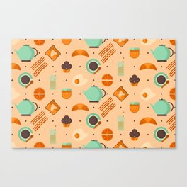Most Important Meal Canvas Print