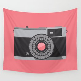 Camera Series: Olympus Trip 35 Wall Tapestry