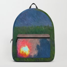 Morning Meadow Backpack