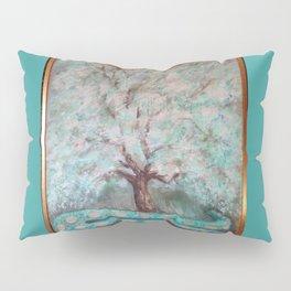 Tree & Snake Pillow Sham