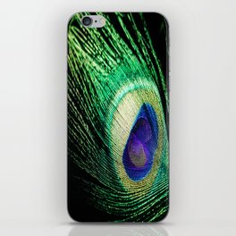 Horse Feathers iPhone Skin