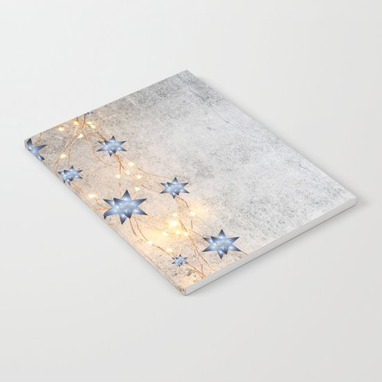 Star Wall | Christmas Spirit Notebook