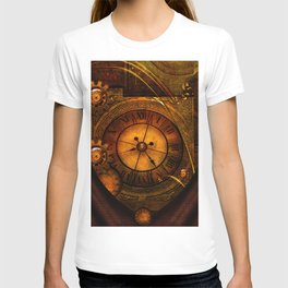 Awesome noble steampunk design T-shirt