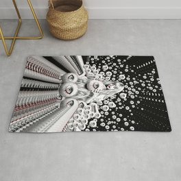 Planetary Echoes Rug