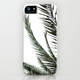 Palm Leaves 2 iPhone Case