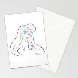 Ariel | Pop Art Stationery Cards