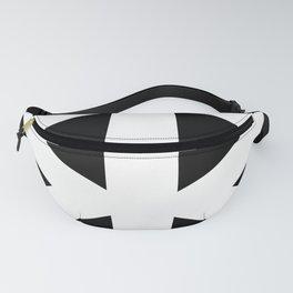 Geometric Minimalist Pattern Fanny Pack