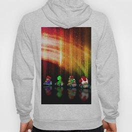 Super Mario Kart - Pixel art Hoody