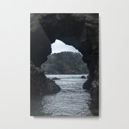 Goodnight, Travel Well Metal Print