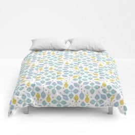Water Leaf Comforters