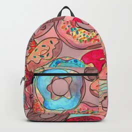 Donuts Please! Backpack