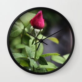Death is the Culmination of Life Wall Clock