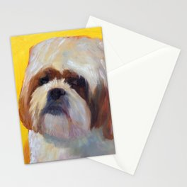 Shih-poo Stationery Cards