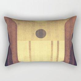 Earth - Victoria Falls Rectangular Pillow