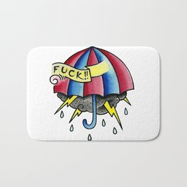 umbrella Bath Mat