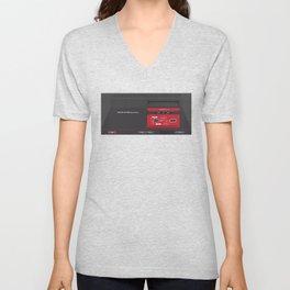 Master System Unisex V-Neck