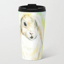 Baby lop-eared bunny Travel Mug