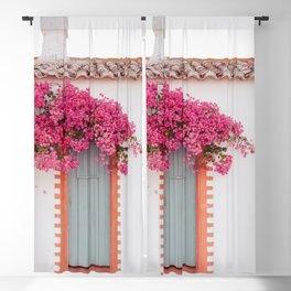 Summer Door Blackout Curtain