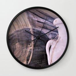 antic art Wall Clock