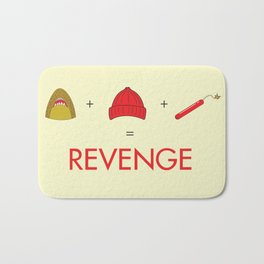 An Exercise in Revenge Bath Mat