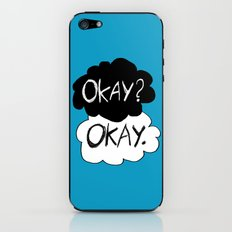 Okay? Okay.  iPhone & iPod Skin