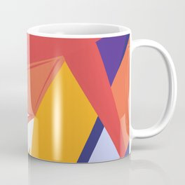 Feel the cubism / Digital Poster Coffee Mug