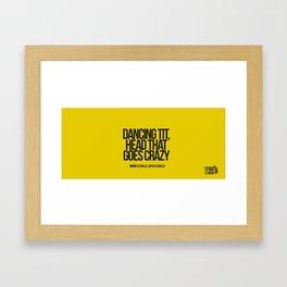 MINNA CA BALLA, CAPA CA SBALLA Framed Art Print