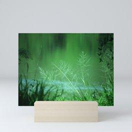 Down by the River Mini Art Print