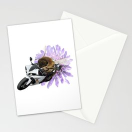 MotoBeeGP Stationery Cards