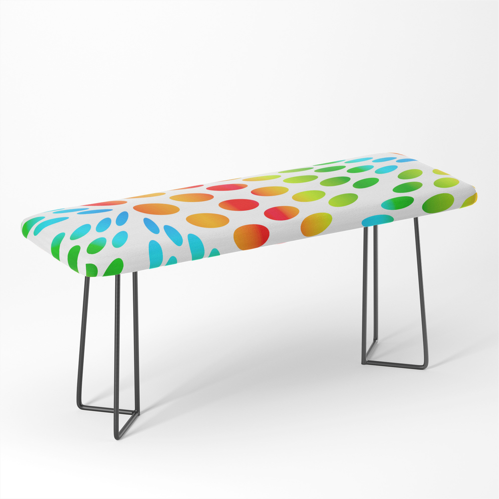 Colourful_Ovals_Bench_by_terainbdesigns