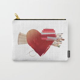 For The Love Of Art Carry-All Pouch