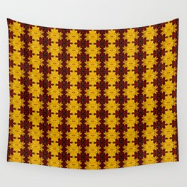"""""""A Gathering of Lilies"""" Remix - 2 (3-1) [D4466~24] (Addendum) Wall Tapestry"""