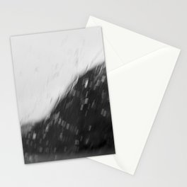 Rain on the Road Stationery Cards