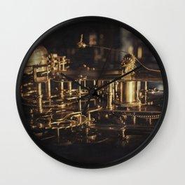 Time machine #2 Wall Clock