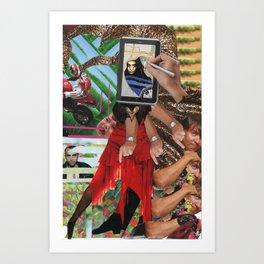 BVB Series - Tango Art Print