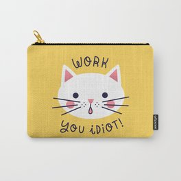 Bossy Cat Carry-All Pouch